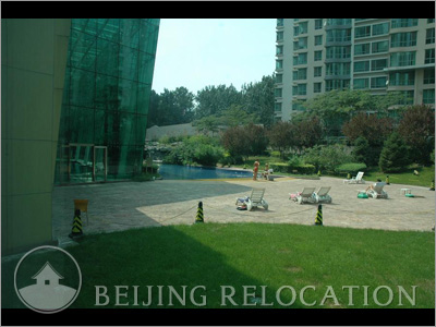 Seasons Park Beijing expatriate housing life in Beijing