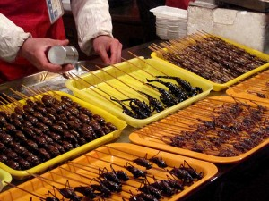 wangfujing insect snacks