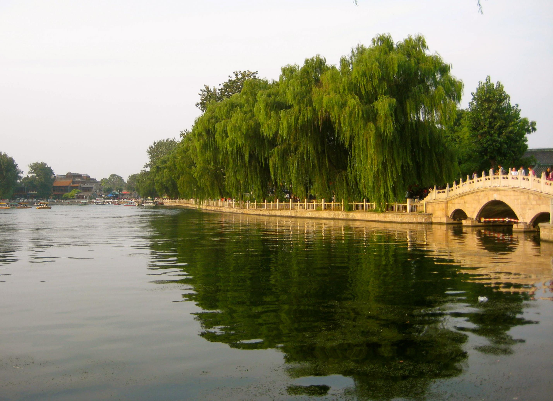 Beijing Lake Lakes Beijing