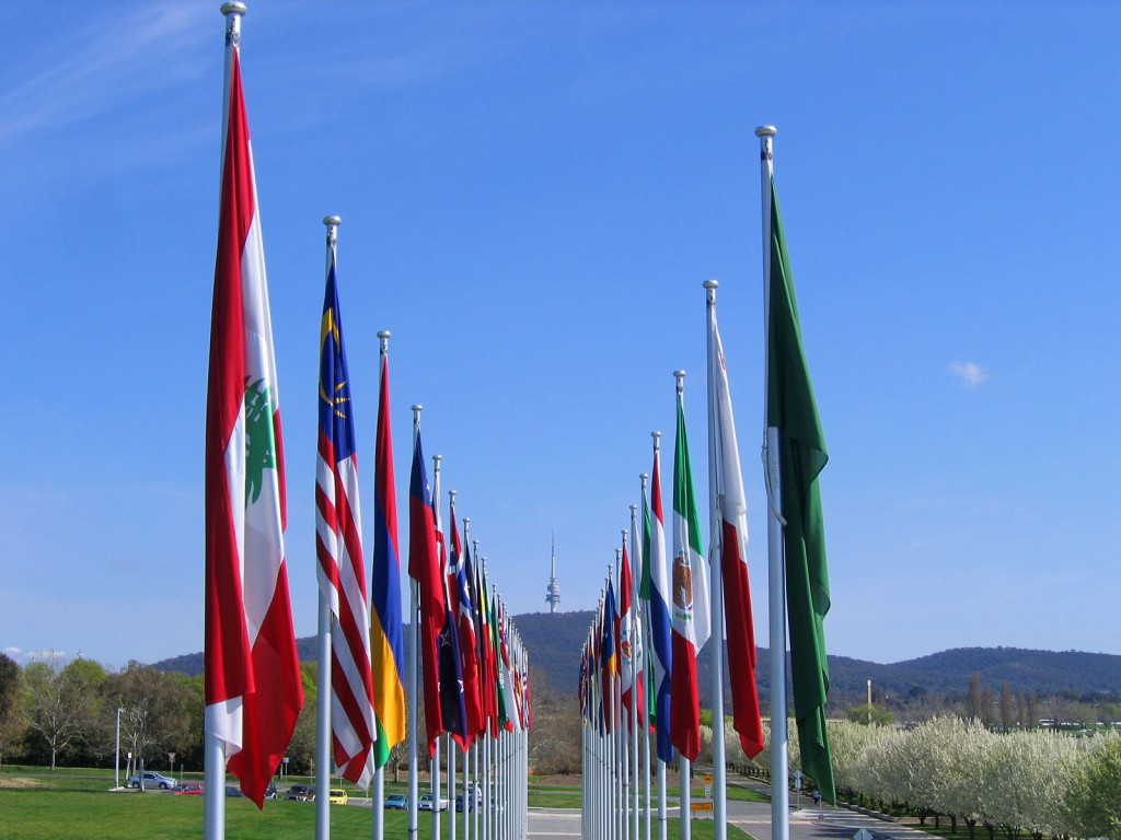 flags for schools