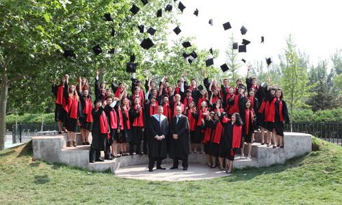 Dulwich College Beijing Graduation 2011 2