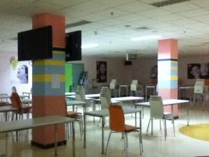 cafe high school