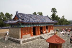 Pavillon of temple of heaven