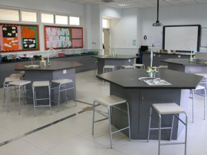 One sciences lab