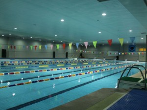 BSB swimming pool