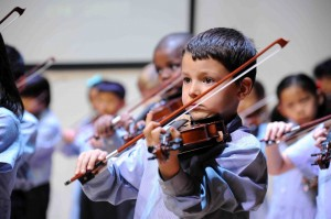 YCIS Violin Concert 1