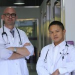 doctors beck and stone in beijing
