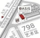 map to oasis international hospital beijing