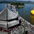 It arrived in this prestigious Kunming Lake of Beijing's Summer Palace at the end of september, and it is going to float there until Oct. 26th, so you still […]