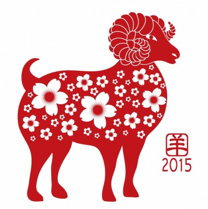 happy new year of the goat - Chinese New Year 2015 Animal