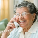 Call your grand-mother without worrying about the phone bill!