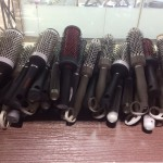 Large choice of quality, size, color of hair brushes in Beijing (ceramic hair brush)