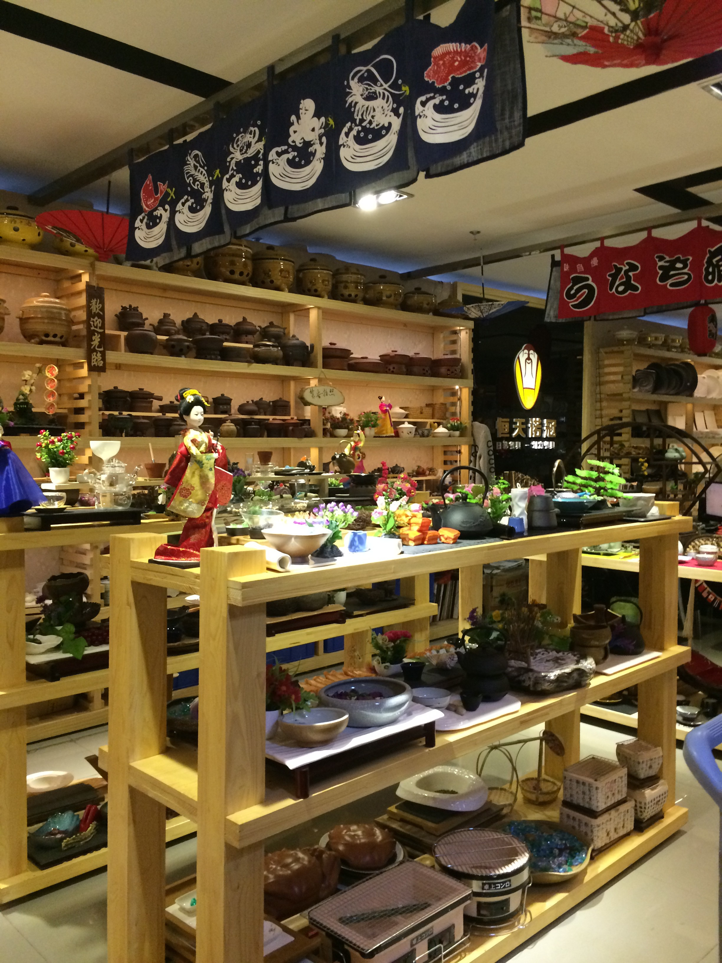 The new dongjiao market or where to find restaurant