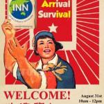 INN Beijing 2015 Arrival Event