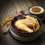 jilin_stewed chicken with ginseng