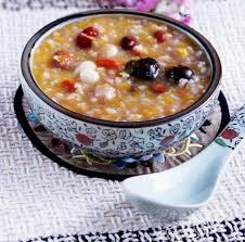 laba porridge Minor cold