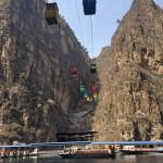 Longjingxia cable car