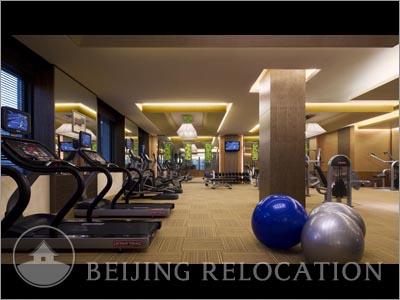 Sandalwood Beijing Mariott Executive