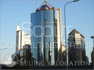 China Merchants Group Tower