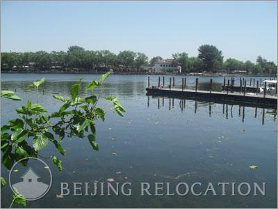 Forbidden City Beihai