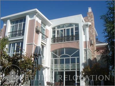 Villa in Beijing Shunyi