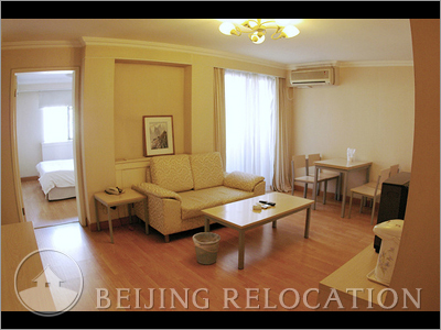 Serviced Apartment in Shuangjing