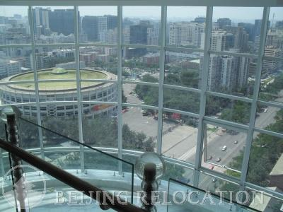 Beijing Serviced Apartment Tunsanli