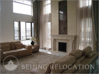 Villa to rent Chaoyang Park