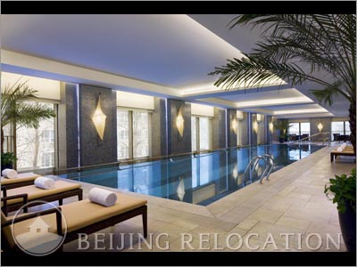 Serviced Apartment in Beijing CBD