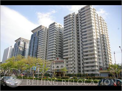 Apartment in Beijing Southern Shuangjing Jinsong