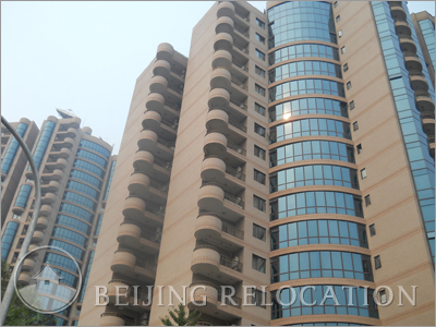 Serviced Apartment in Beijing Wangjing