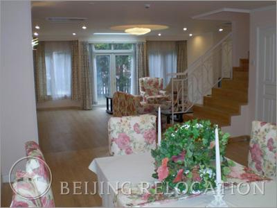 Villa in Beijing Lido