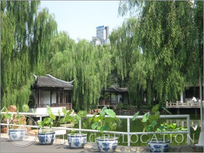 Serviced apartment in Sanlitun