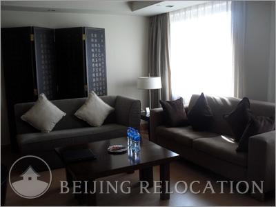 Apartment in Beijing Lido