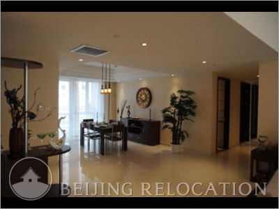 Apartment to rent West Gate of Chaoyang Park