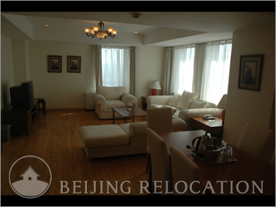 Beijing Serviced Apartment Embassies