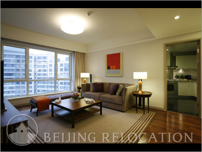 Serviced Apartment in Beijing Wangjing Jie