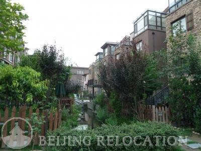 Villa in Beijing Southern Shuangjing Jinsong