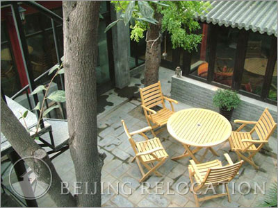 Courtyard  in Wangfujing