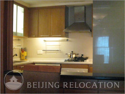 2 Bd in China World Apartment