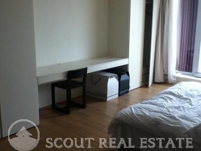2 Bd in Beijing SOHO Residences