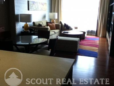 1 Bd in Sandalwood Beijing Mariott Executive