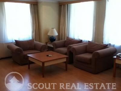 3 Bd in Capital Mansion