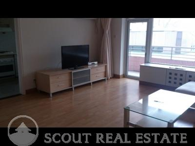 2 Bd in Parkview Tower