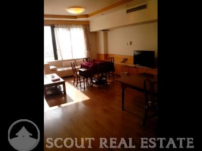 3 Bd in Beijing East Palace Apartment
