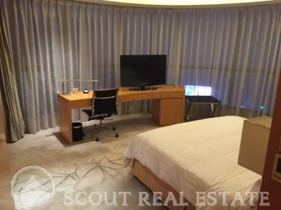 3 Bd in Ascott Raffles City Beijing