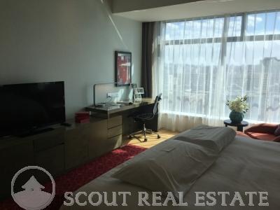 3 Bd in GTC Residence Beijing