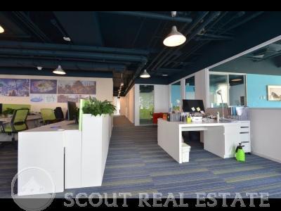 Office in Sanlitun Soho Office Building