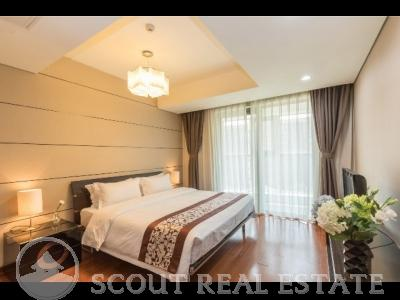3 Bd in Mixion Residence