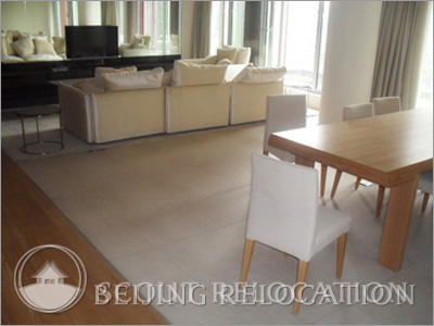 3 Bd in Beijing SOHO Residences